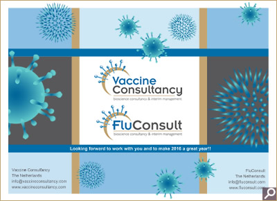 Vaccine Consultancy & FluConsult | Holiday wishes